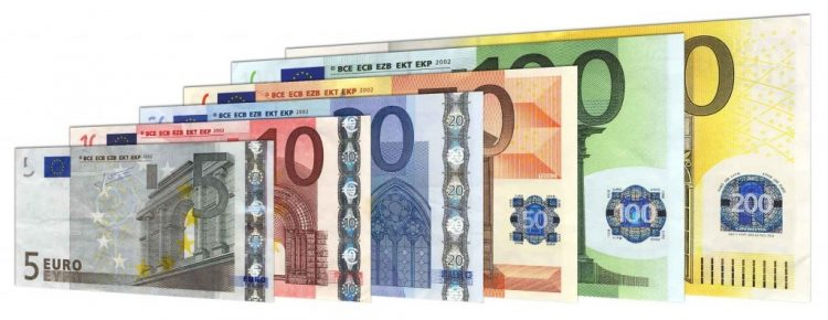 Old Euro Banknotes Are They Still